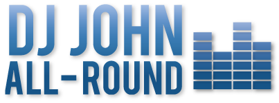 Allround DJ John logo